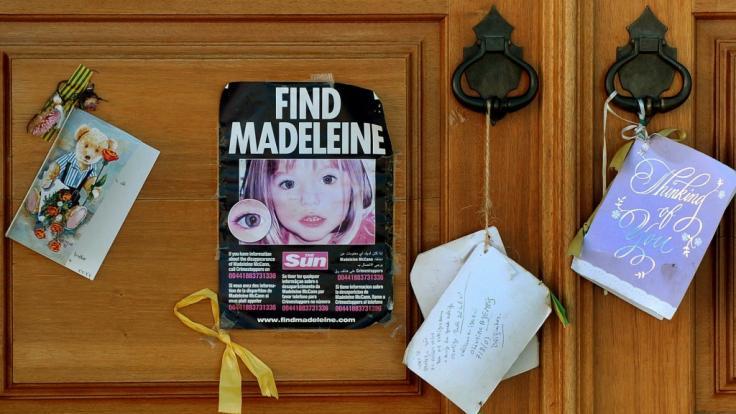 Seit mehr als zehn Jahren ist Maddie McCann verschwunden.