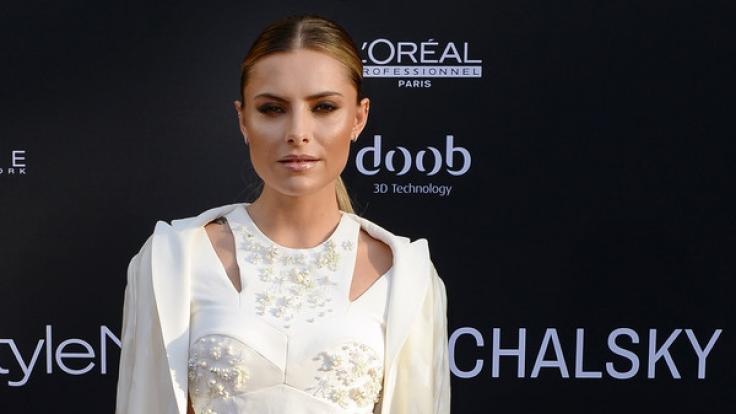 Sophia Thomalla ist nach Los Angeles ausgeflogen.
