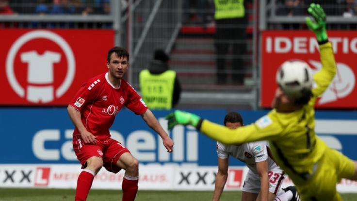 Heimspiel FC Würzburger Kickers: Die aktuellen Spielergebnisse der 3. Liga bei news.de