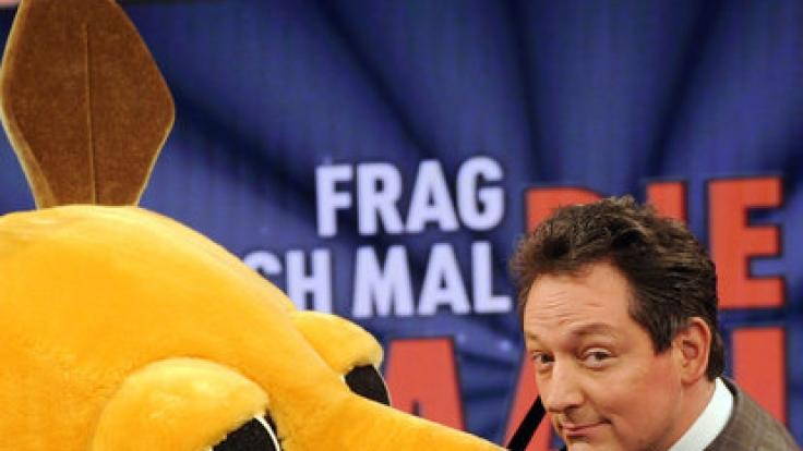 """Die Familienshow """"Frag doch mal die Maus"""" wird von Eckart von Hirschhausen moderiert. (Foto)"""