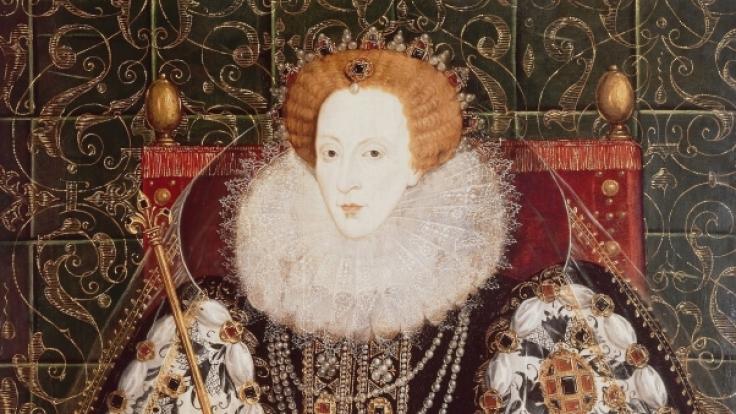 Ihr Portrait wurde auch auf Vertrauenswürdigkeit untersucht: Queen Elizabeth I. (Foto)