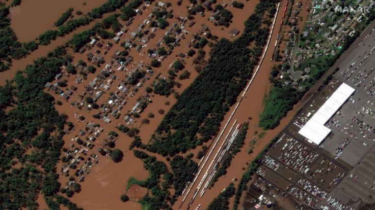 In den USA sorgte Hurrikan Ida für eine Katastrophe. (Foto)