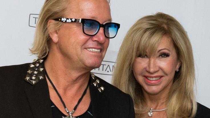 Carmen Geiss und ihr Ehemann Robert Geiss. (Foto)