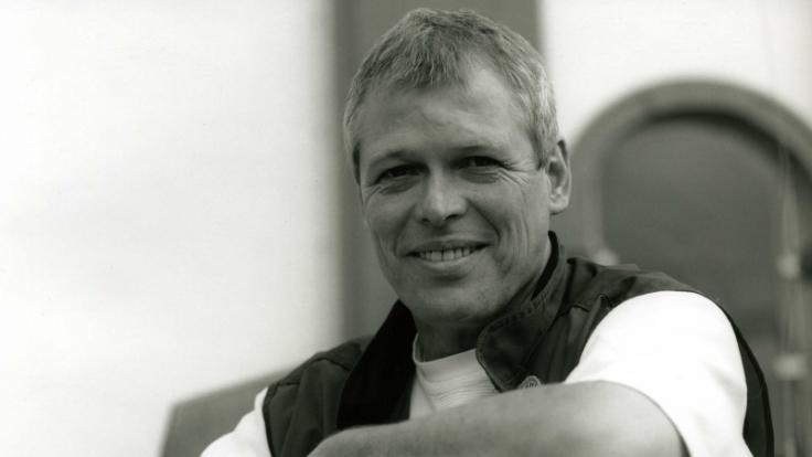Valentin Kelbling war 1990 für das Rote Kreuz in Rumänien. (Foto)