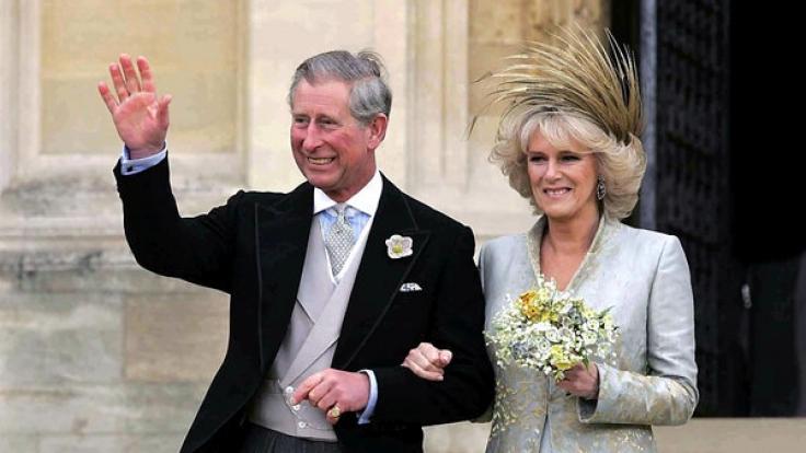 Camilla Parker-Bowles, heute die Herzogin von Cornwall, ist seit dem 9. April 2005 die zweite Ehefrau von Prinz Charles. (Foto)