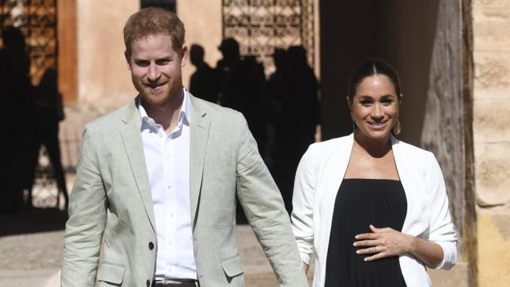 Steht die Geburt des Royal-Baby kurz bevor?