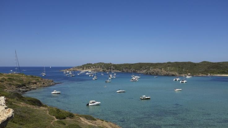 Auf Menorca wurde ein männlicher Torso in eine Bucht gespült. (Foto)