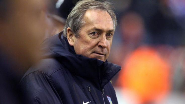 Gerard Houllier ist tot. Der ehemalige Fußballtrainer von Liverpool und Aston Villa verstarb im Alter von 73 Jahren.