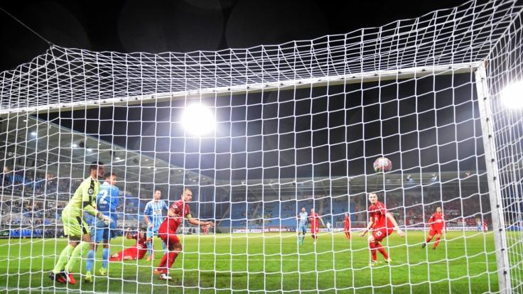 In der 3. Liga steht der 37. Spieltag an.