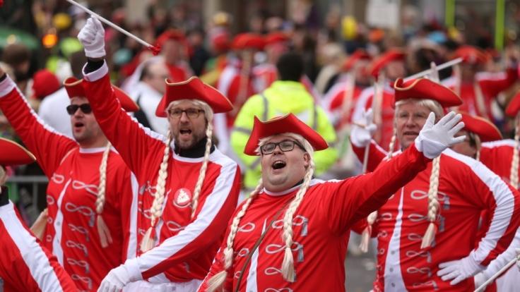 ARD und ZDF übertragen im Februar zahlreiche Karnevalsveranstaltungen.