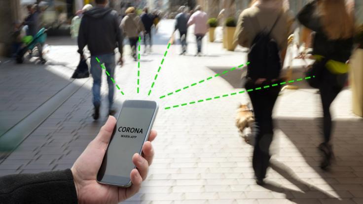 Die Corona-Warn-App steht seit dem 16. Juni 2020 zum Donwload bereit. (Foto)