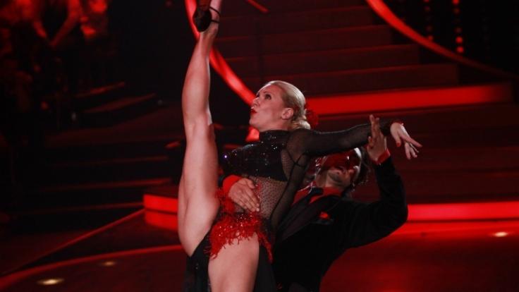 Magdalena Brzeska und Erich Klann boten eine gigantische Show im Finale von Let's Dance 2012. Völlig verdient sind sie Dancing Star 2012.