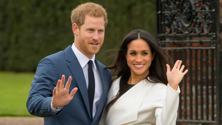 Die Tochter von Prinz Harry und Meghan Markle steht noch nicht auf der Thronfolge-Liste. (Foto)