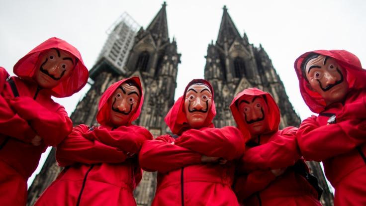 In Köln kam es zum Karnevalsauftakt zu mehreren sexuellen Übergriffen.