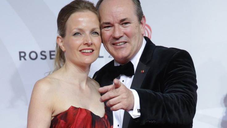 Wolfram Kons Privat Mit Frau Und Kindern So Lebt Der