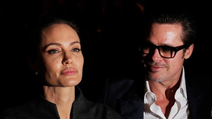 Nach dem Ehe-Aus bei Angelina Jolie und Brad Pitt ist Hollywood um ein Traumpaar ärmer. (Foto)