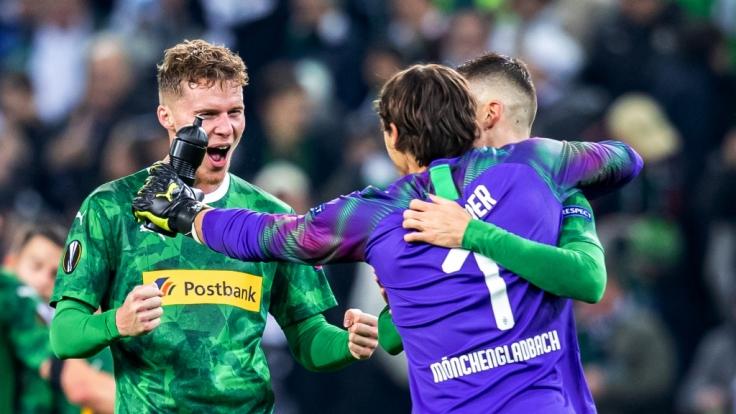 Am Ende holte sich Gladbach den Sieg. (Foto)