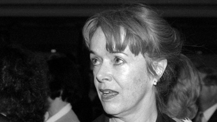 Schauspielerin Jutta Lampe ist gestorben. (Foto)