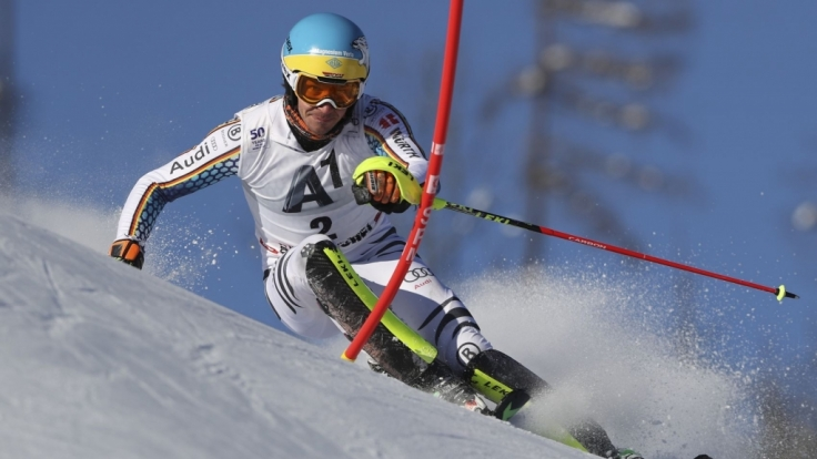 Felix Neureuther hat beim Weltcup-Slalom von Kitzbühel das Podium verpasst.