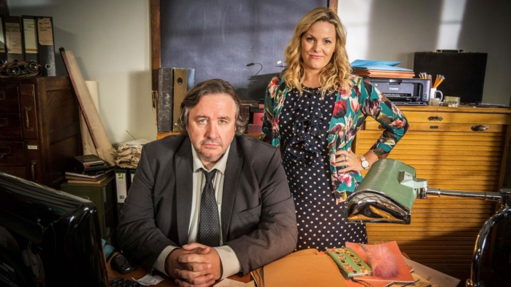 Shakespeare and Hathaway: Private Investigators bei ZDFneo