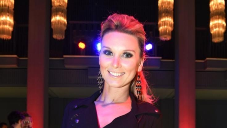 Katja Kühne ist wieder glücklich. (Foto)