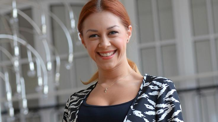 Oana Nechiti sitzt aktuell in der DSDS-Jury. (Foto)