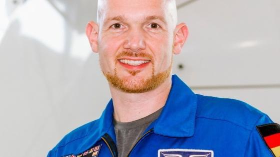 Der deutsche Astronaut Alexander Gerst startet im Juni 2018 zum zweiten Mal zur ISS. (Foto)