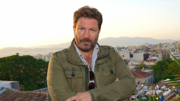 Der Schauspieler Francis Fulton-Smith spielt seichte Rollen genauso gerne wie anspruchsvolle.