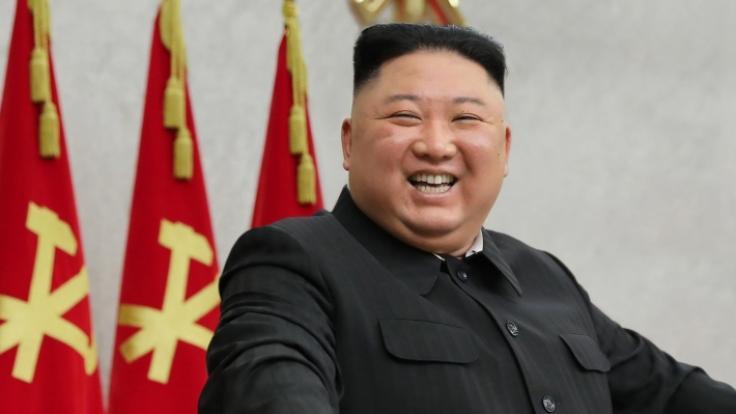 Kim Jong-un geht vielleicht das Futter aus. (Foto)