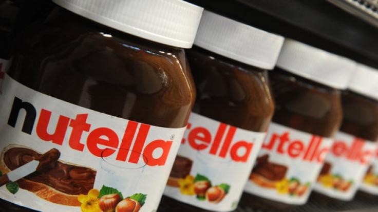 Was steckt wirklich in einem Glas Nutella? (Foto)