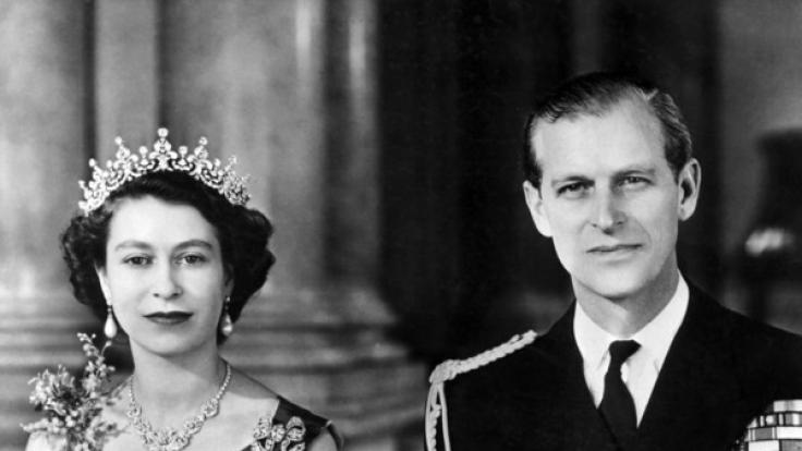 Queen Elizabeth II. und Prinz Philip sind seit über 70 Jahren krisenfrei miteinander verheiratet. (Foto)
