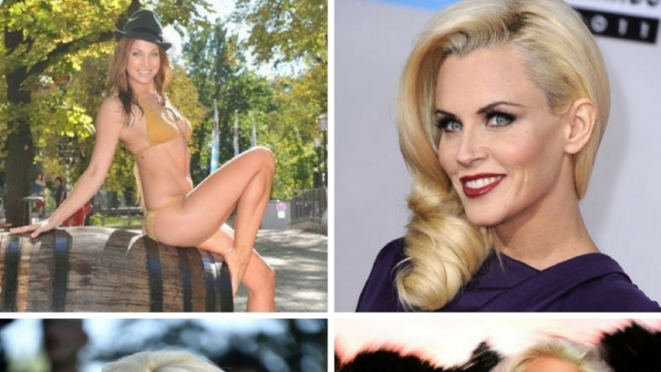 Katharina Wyrwich, Jenny McCarthy, Sarah Nowak und Victoria Silvstedt sind nur vier der heißen Playmates, die Männerherzen mit ihren