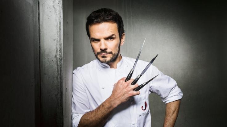 """Ab dem 2. April 2017 ist Sternekoch Steffen Henssler bei einer neuen Staffel """"Grill den Henssler"""" zu sehen (Foto)"""