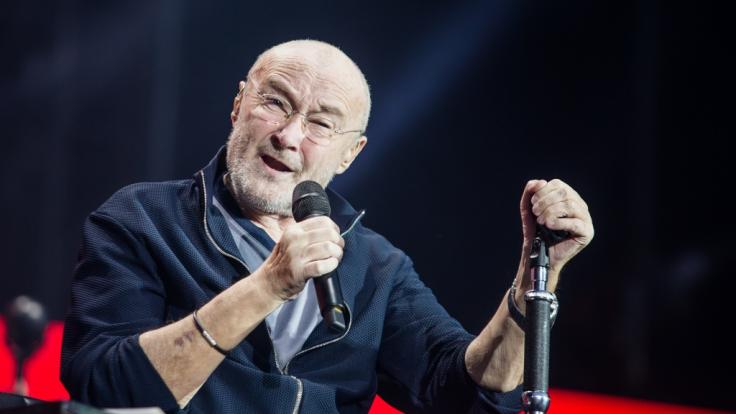 "Phil Collins Tournee 2019 ""Still not dead yet!"" (Foto)"