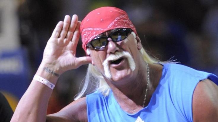 Hulk Hogan hat Probleme mit einem früheren Kollegen.