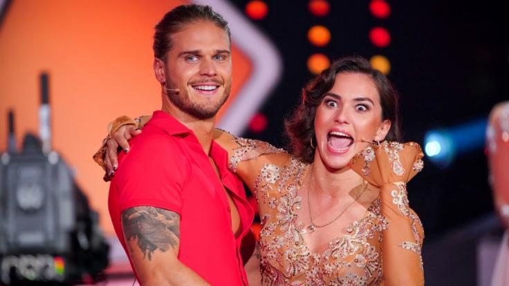 """Was tanzen die Promis und ihre Partner in der 2. Live-Show von """"Let's Dance""""? (Foto)"""