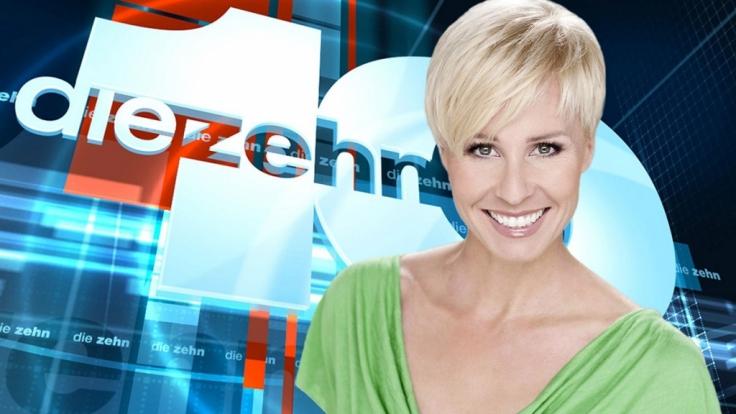 """Sonja Zietlow präsentiert """"Die 10 außergewöhnlichsten Heldentaten"""". (Foto)"""