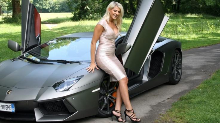 Sarah Nowak wird immer öfter als Model gebucht.