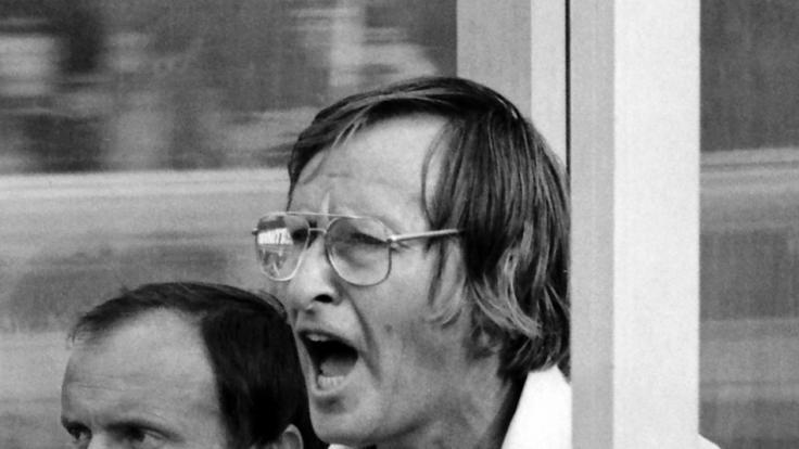Trainer-Legende Rudi Gutendorf ist tot. (Foto)