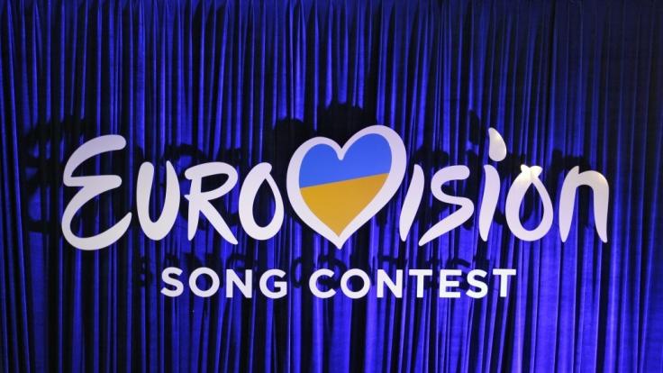 Das Logo des Eurovision Song Contest 2017. Der diejährige ESC findet vom 09. bis 13. Mai 2017 in Kiew (Ukraine) statt.