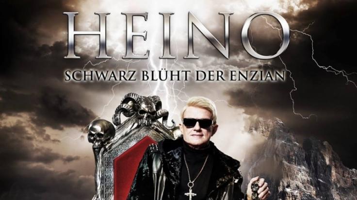 Heino mit neuem Album: Schwarz blüht der Enzian