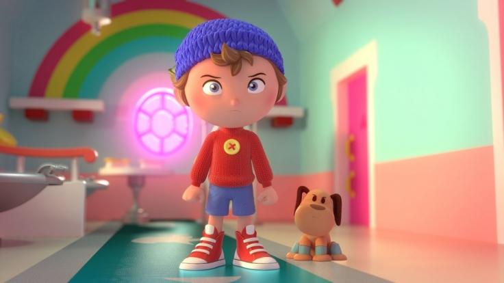 Noddy, der kleine Detektiv bei Super RTL