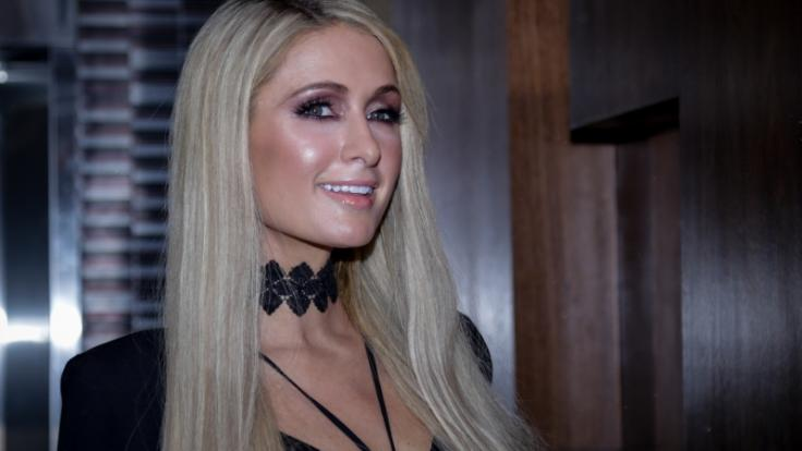 Paris Hilton zieht im Netz blank. (Foto)