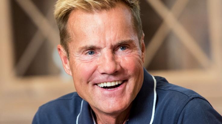 Dieter Bohlen tritt ohne Ex-Partner Thomas Anders auf.