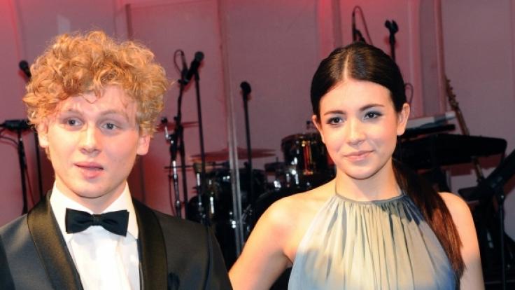 Johannes Nussbaum (hier mit Helen Woigk) ist einer der gefragtesten Jungschauspieler im deutschprachigen Raum. (Foto)