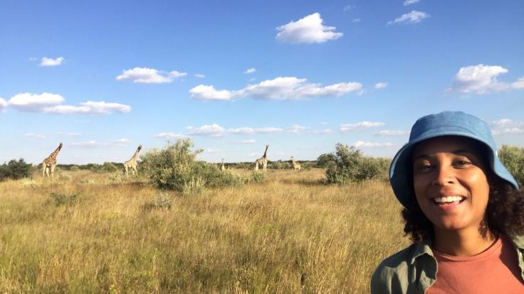 Pia und die wilde Natur bei KiKA (Foto)