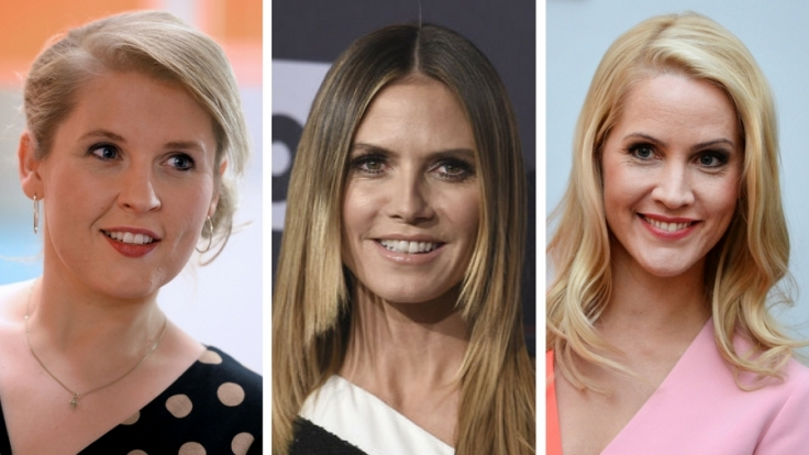 Diese Promi-Blondinen haben mehr als die Haarfarbe gemeinsam.