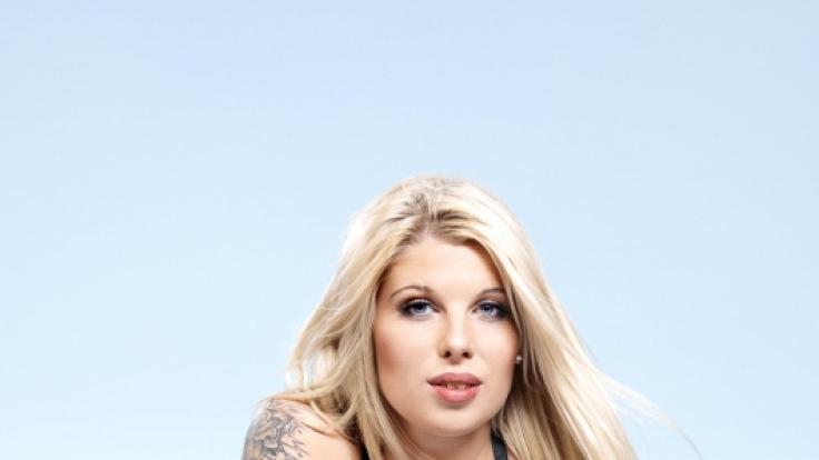 Für BB-Kandidatin Sharon sind Tattoos wie Schmuck