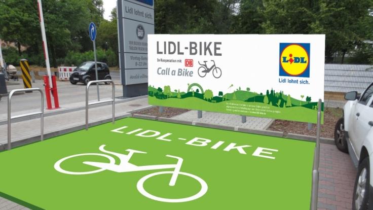 Lidl-Bike startet am 5. März in Berlin - als Konkurrenz-Angebot zu nextbike