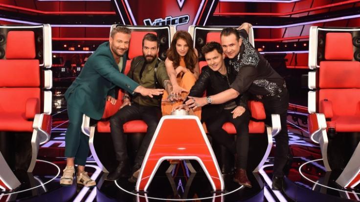 """""""The Voice Senior"""" Staffel 2 startet am 24. November. (Foto)"""